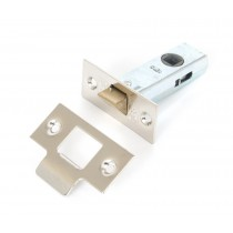Nickel 2'' Tubular Mortice Latch