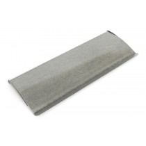 Small Letterplate Cover - Pewter