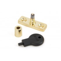 Polished Brass Locking Stay Pin