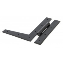 Black 7'' HL Hinge (pair)