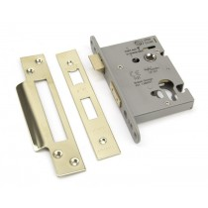 "PVD 3"" Euro Profile Sash Lock"
