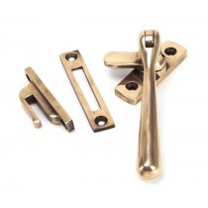 Polished Bronze Locking Newbury Fastener