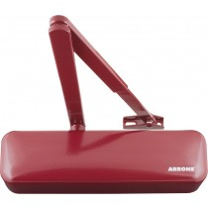 Arrone ® Plus AR3500. Cover Finish: Ral 3005 Wine Red.  Shape: Designer. Power size: EN 2-4