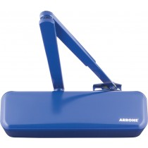 Arrone ® Plus AR3500. Cover Finish: Ral 5002 Ultramarine Blue.  Shape: Designer. Power size: EN 2-4