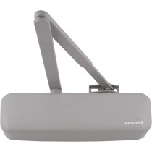 Arrone ® Plus AR3500. Cover Finish: Ral 7506 Manhattan Grey.  Shape: Designer. Power size: EN 2-4