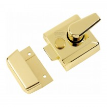 M.Marcus York 40mm Std. Nightlatch Polished Brass Finish