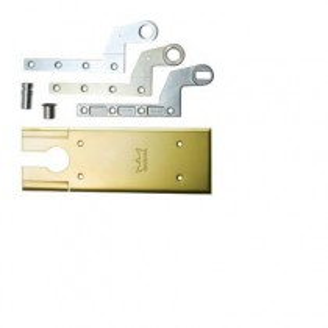Dorma BTS75 V Accessory Pack-Single Action Brass