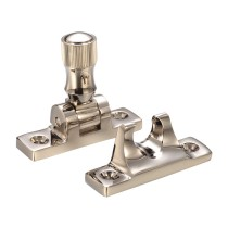 Brighton Pattern Sash Fastener - Anti-tarnish Nickel finish