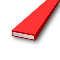 Intumescent Seals Ltd Therm A Seal in Red. 2100 mm x 10 mm x 4 mm