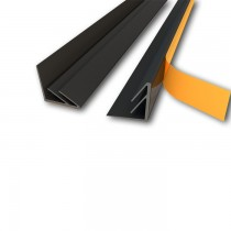 NOR710 Perimeter Seal in Black 2100 mm