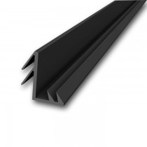 NOR710STOP Perimeter Seal in Black 2100 mm
